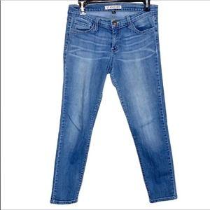 Standerd Skinny Crop Jeans